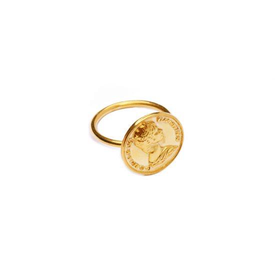 Boho Elizabeth ring